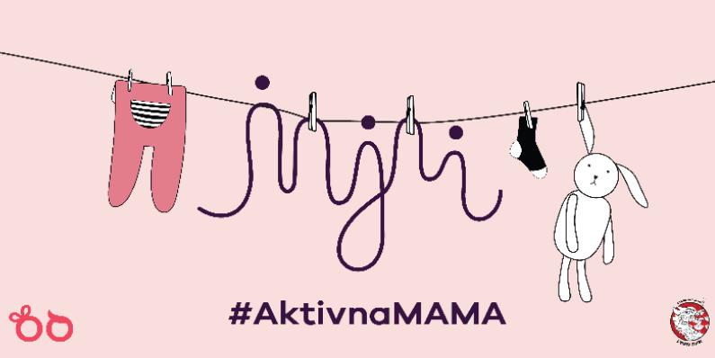 #AktivnaMAMA